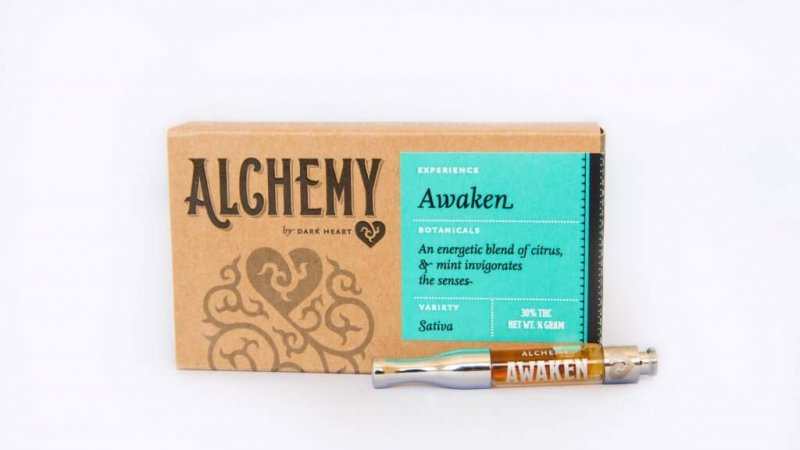 New Product Announcement: Alchemy Cartridges