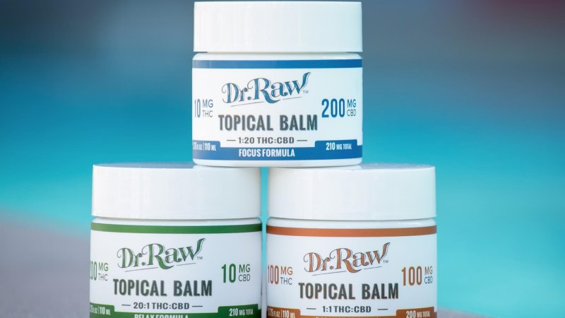 Spotlight: Dr. Raw Organics Topical Balms
